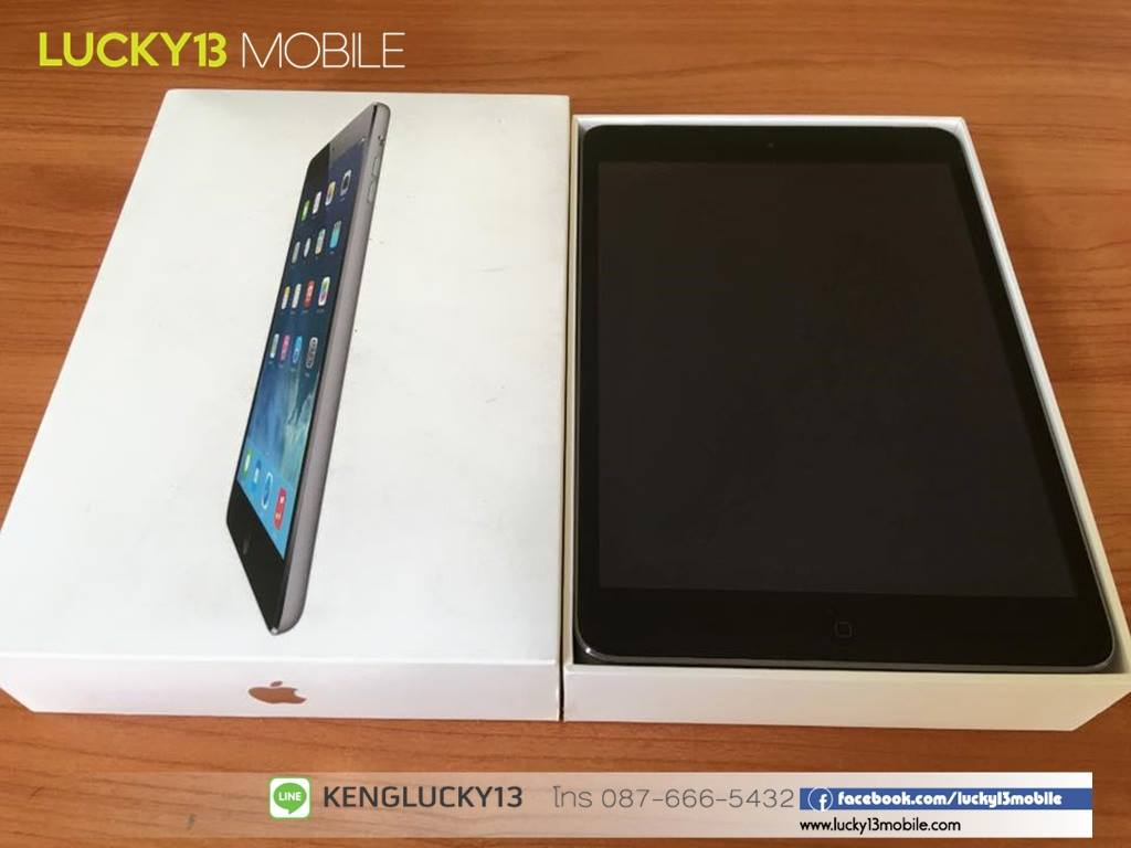 ขาย ipad Mini2 16gb cellular