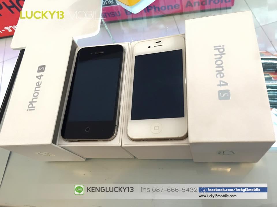 ขาย iphone 4s
