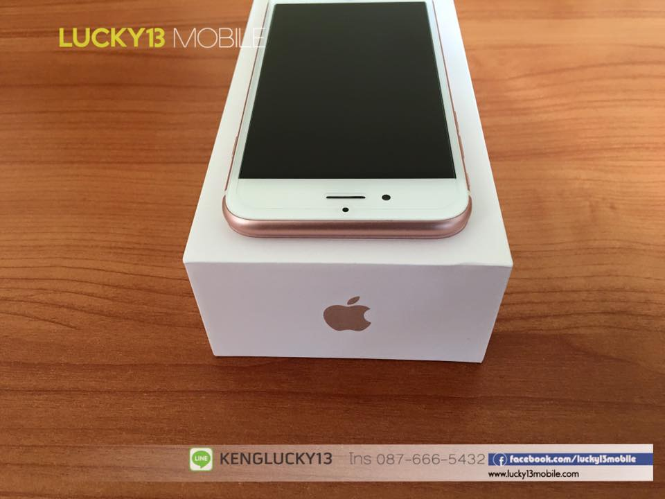 IPHONE6S 16GB ROSEGOLD TRUE Model TH 7