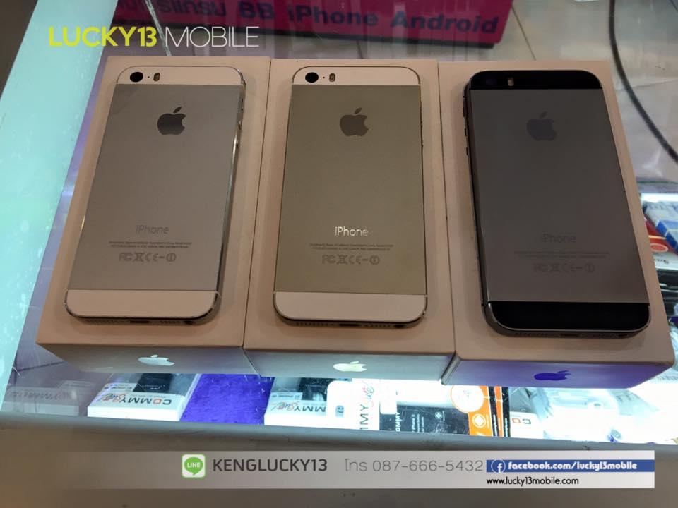lucky 13 เครื่อง iphone 5 iphone 4s ราคา ถูก