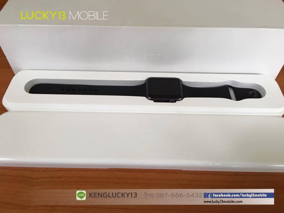 apple watch สีดำ ราคาถูก