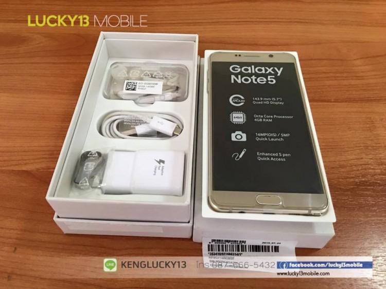 galaxy note 5 รับซื้อ
