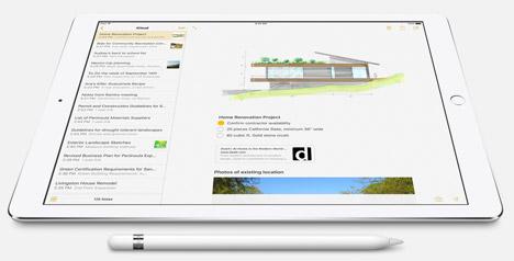 รับซื้อ Apple-iPad-Pro-9.6 pencil
