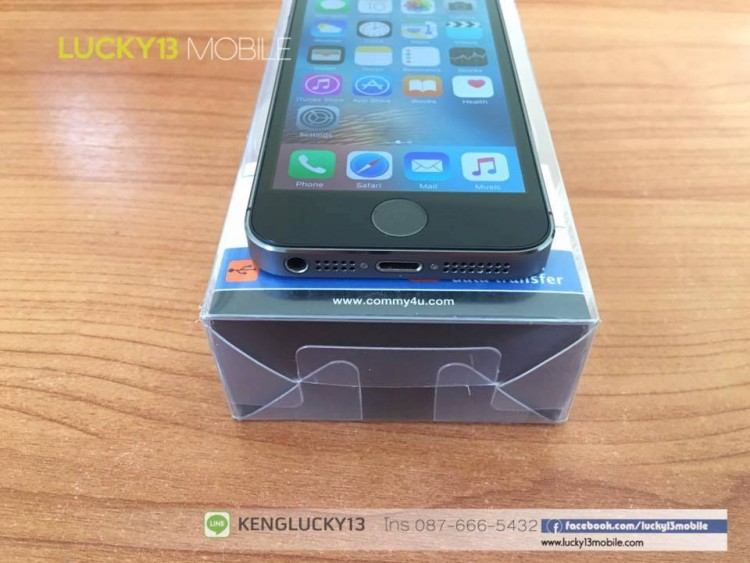 ขาย iphone 5s มือสอง ราคาถูก สวย