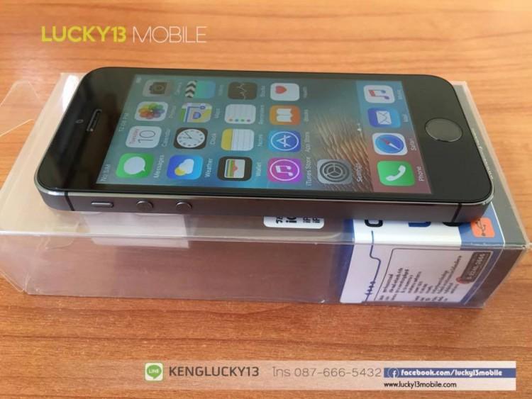 iphone 5s มือสอง ราคาถูก สวย