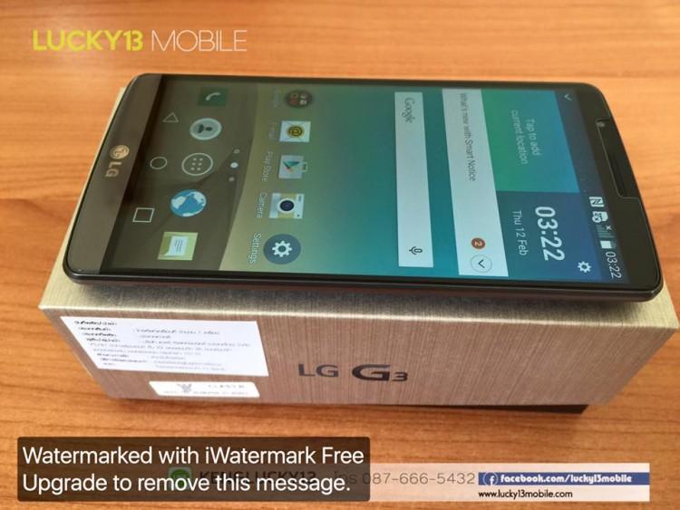ขาย มือถือ LG G3 มือสอง