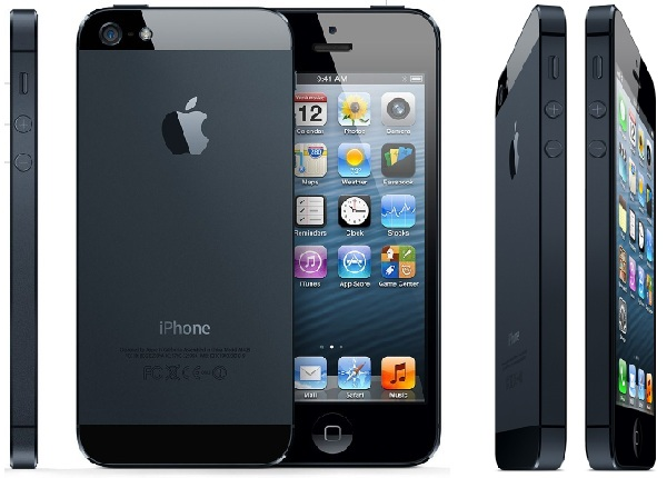 iPhone 5 Black Contract - Compare Prices