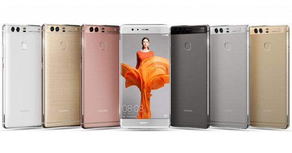 รับซื้อ Huawei P9 Plus