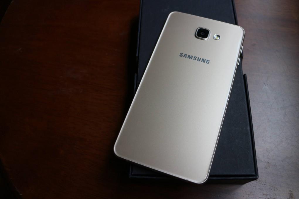 รับซื้อ Samsung Galaxy A9 Pro
