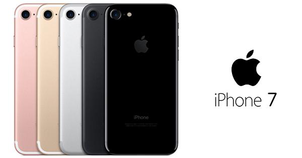รับซื้อ iPhone 7