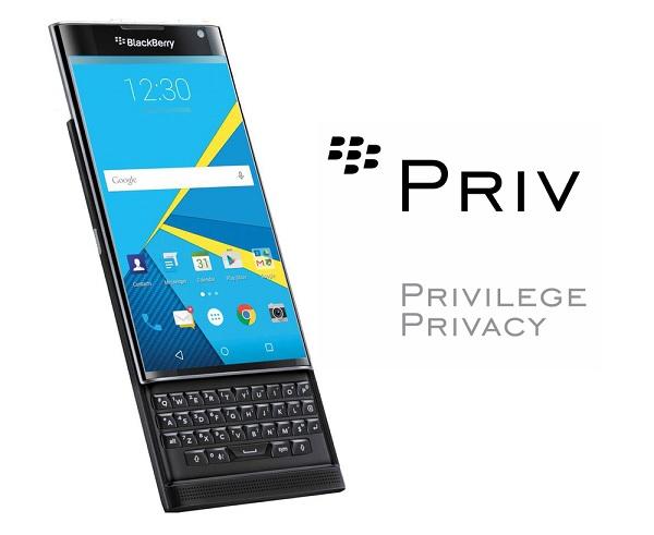 ขาย BlackBerry PRIV มือสอง