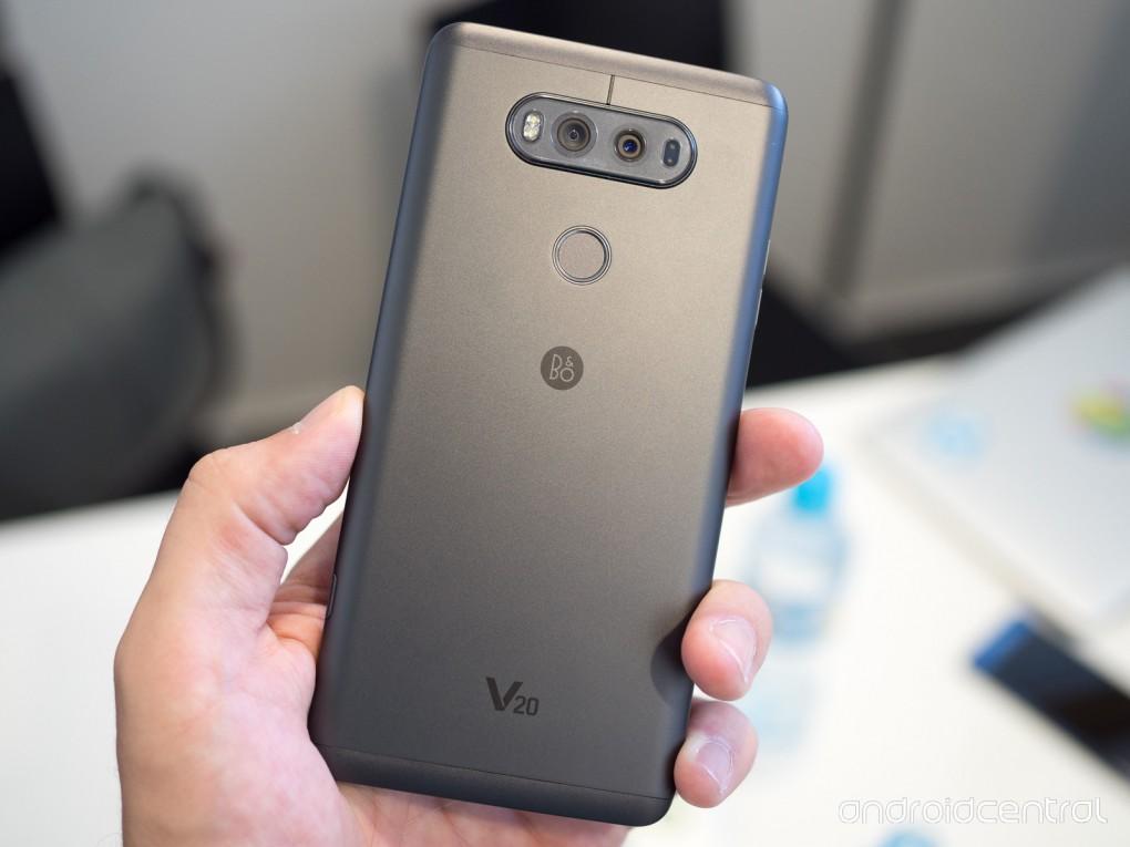 ซื้อ LG V20 ตัวท็อปสุด ปัญหา