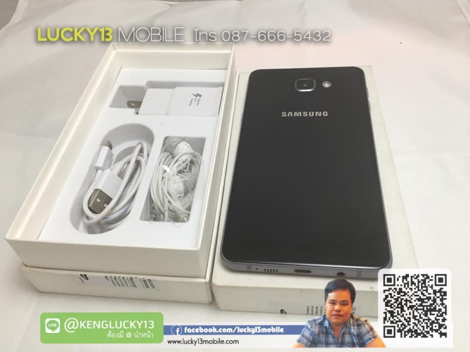 รับซื้อ-Galaxy-A9-Pro ราคาสูง