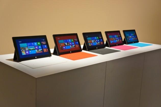 รับซื้อ Microsoft Surface ทุกรุ่น