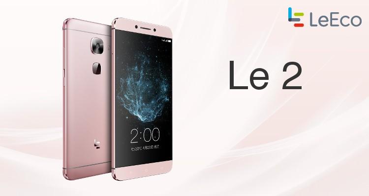 รับซื้อ leeco le 2 มือถือจีน
