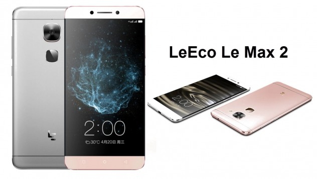 รับซื้อ leeco le max2 มือถือจีน เครื่องใหม่ มือสอง
