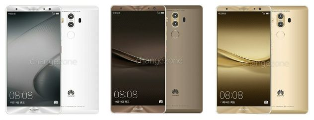 รับซื้อ Huawei Mate 9