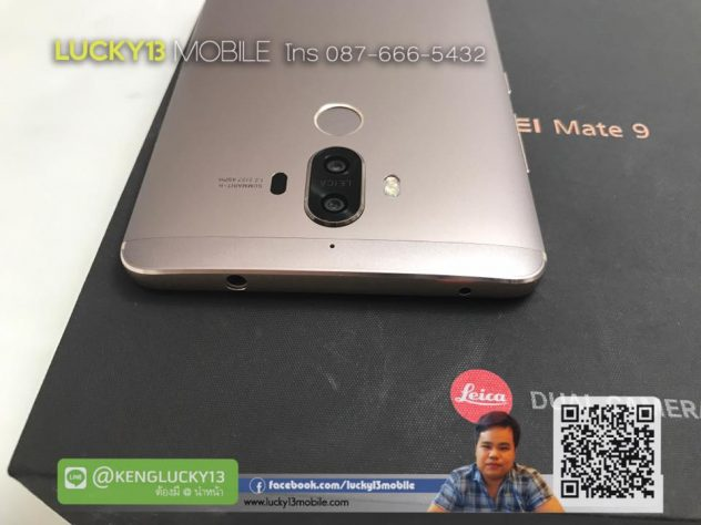รีวิวกล้อง Huawei Mate 9 รับซื้อ