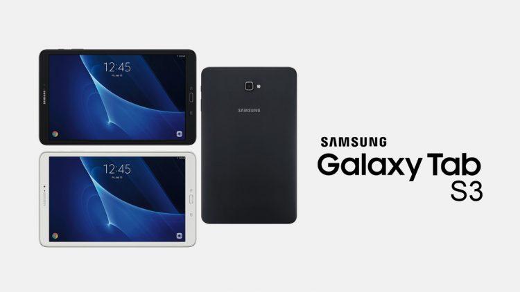 รับซื้อ Galaxy Tab S3 เครื่องใหม่