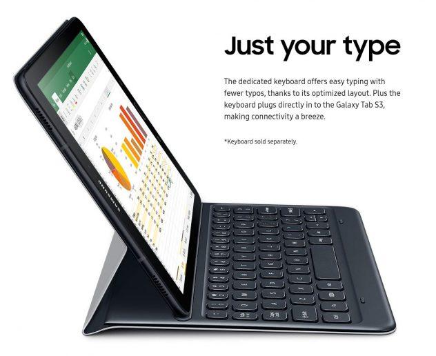 รับซื้อ Galaxy tab s3 มือสอง ขาย