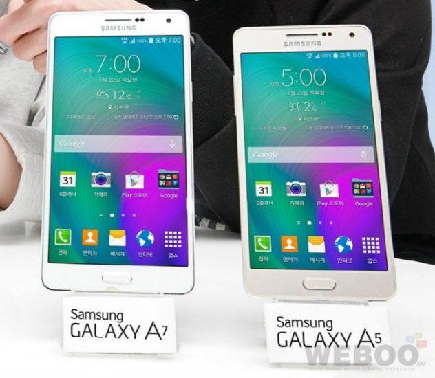 รับซื้อ Samsung Galaxy A7 2017