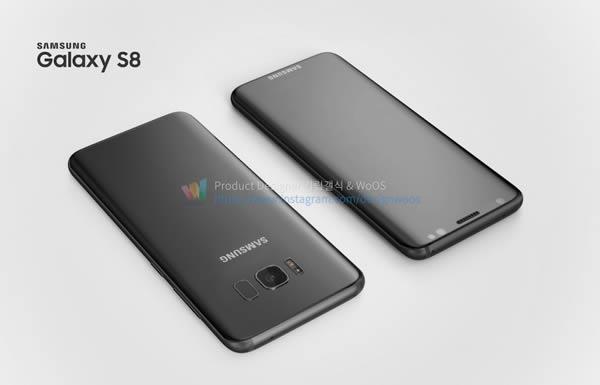 รับซื้อ Samsung Galaxy S8 edge