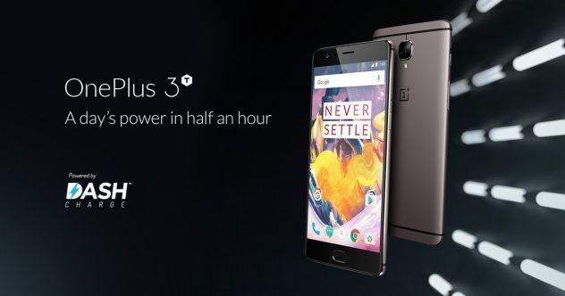 รับซื้อมือถือ OnePlus3T