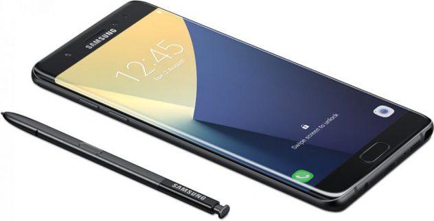 รับซื้อมือถือ Samsung Note 8