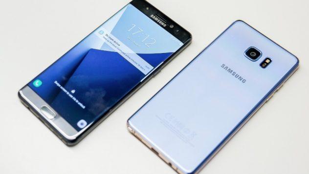 รับซื้อ Samsung Galaxy Note 8