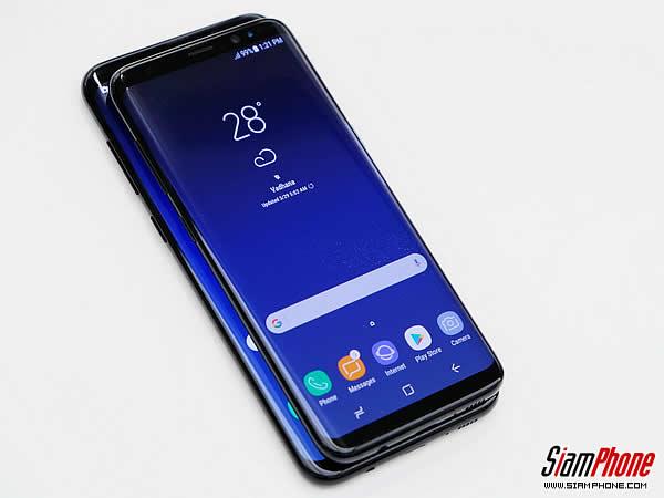 Lucky13Mobile ลาดพร้าว รับซื้อมือถือ Samsung Galaxy S8+