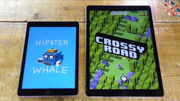 เทียบขนาด iPad Pro 12.9