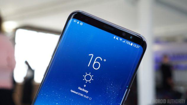 รับซื้อมือถือ Samsung Galaxy S9