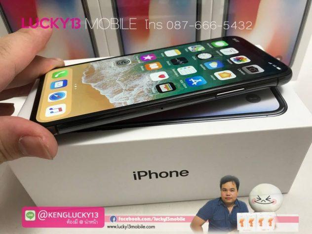 รับซื้อ iphonex ไทย