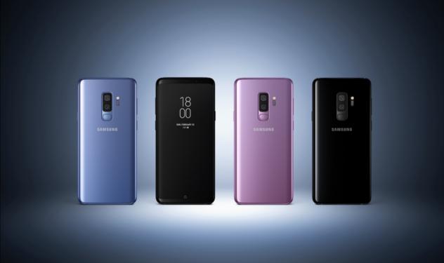 รับซื้อ galaxy S9