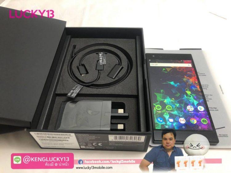 รับซื้อ Moto Razer phone 2