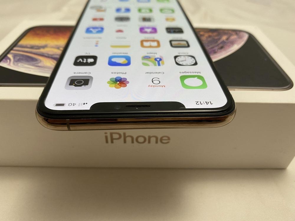 iPhone XSMAX 64GB GOLD ศูนย์ไทย