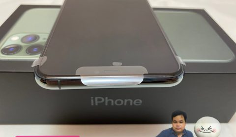 iPhone 11 PROMAX 256GB MIDNIGHT GREEN มือ 1
