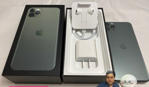 iPhone 11PROMAX 512GB GREEN ศูนย์ไทย TH