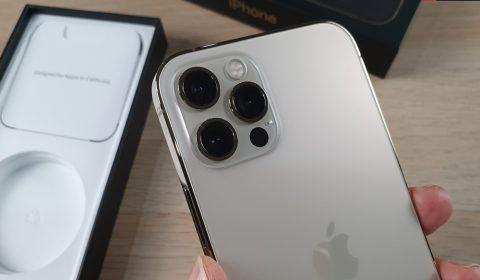 รีวิวกล้อง iPhone 12